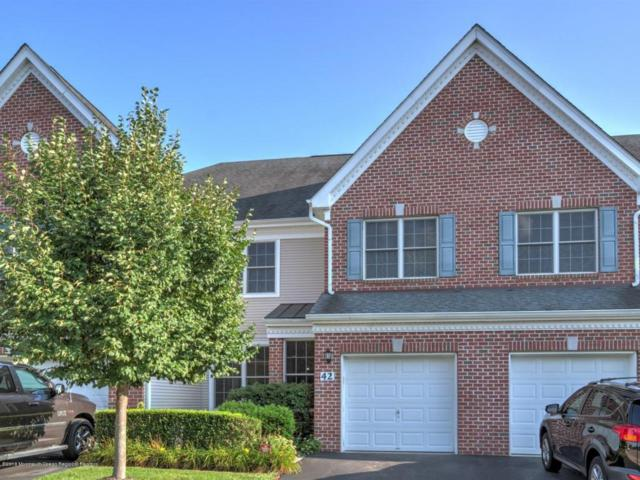 42 Fells Drive, Manalapan, NJ 07726 (MLS #21831866) :: The Dekanski Home Selling Team
