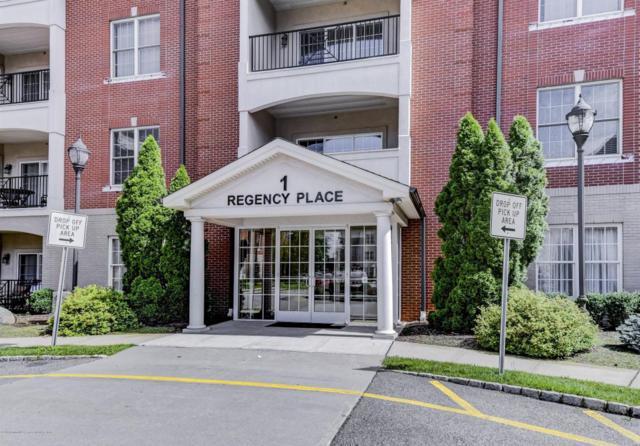 1 Regency Place #425, Woodbridge, NJ 07095 (MLS #21832407) :: Team Gio | RE/MAX