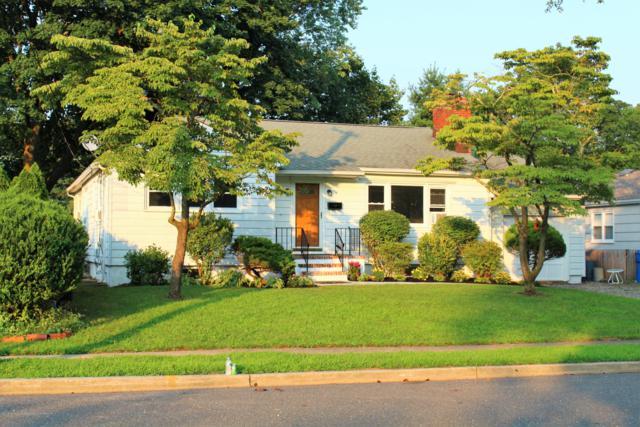 51 Wilson Circle E, Red Bank, NJ 07701 (MLS #21832832) :: The Sikora Group