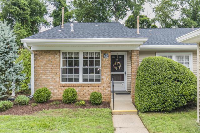 48 Smoke Tree Terrace, Red Bank, NJ 07701 (MLS #21832871) :: The Dekanski Home Selling Team