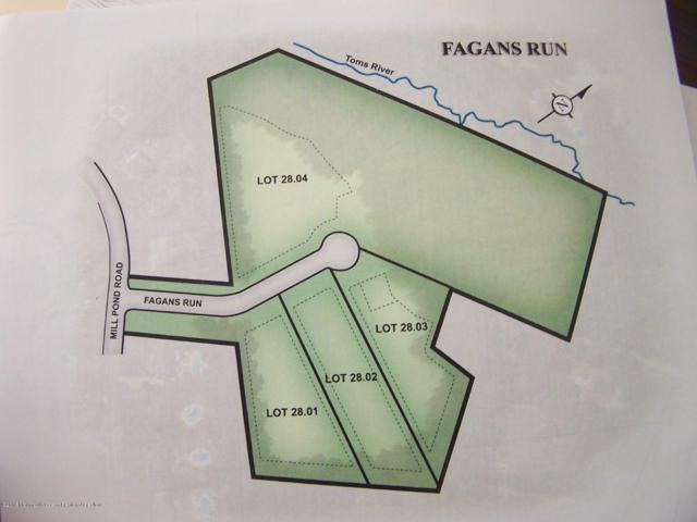 0 Fagans Run, Jackson, NJ 08527 (MLS #21833239) :: The MEEHAN Group of RE/MAX New Beginnings Realty