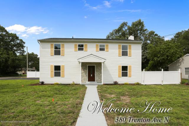 380 Trenton Avenue N, Bayville, NJ 08721 (MLS #21833242) :: The Dekanski Home Selling Team