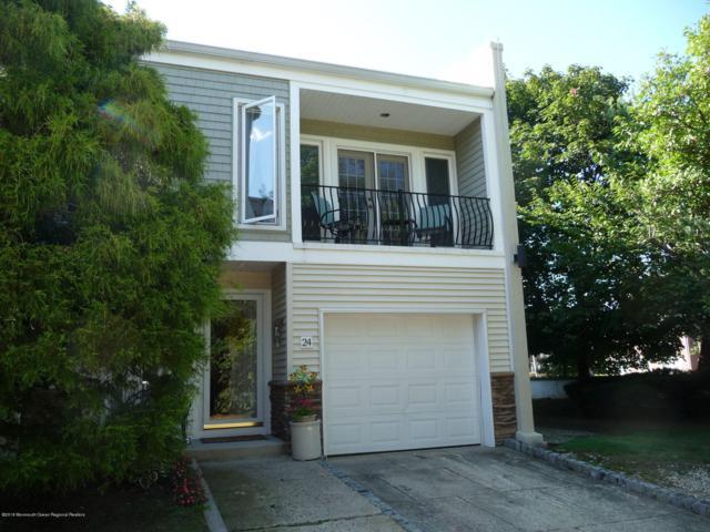 274 Bath Avenue #24, Long Branch, NJ 07740 (MLS #21833665) :: The Dekanski Home Selling Team
