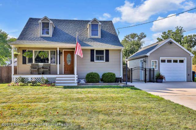 18 Farmer Drive, Allentown, NJ 08501 (MLS #21835207) :: The Dekanski Home Selling Team