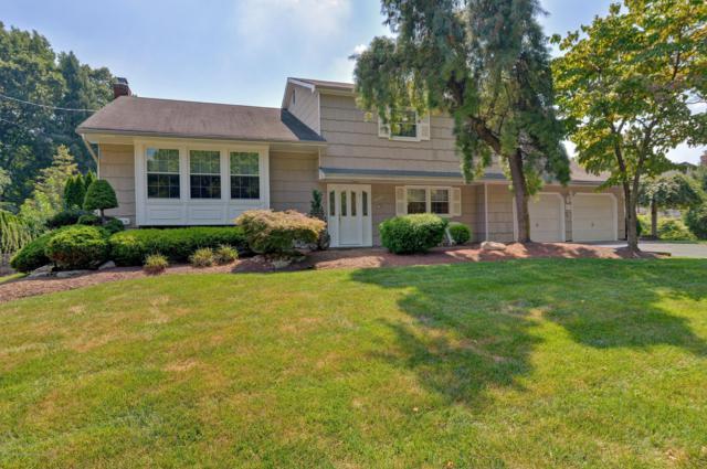 17 Prince Edward Road, Morganville, NJ 07751 (MLS #21836234) :: The Dekanski Home Selling Team
