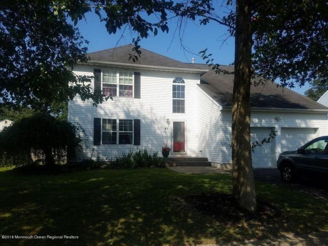 42 Taylor Drive, Brick, NJ 08723 (#21837287) :: Daunno Realty Services, LLC