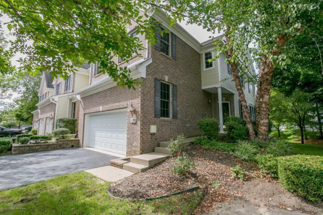 19 Deepwater Circle, Manalapan, NJ 07726 (MLS #21837333) :: The Dekanski Home Selling Team