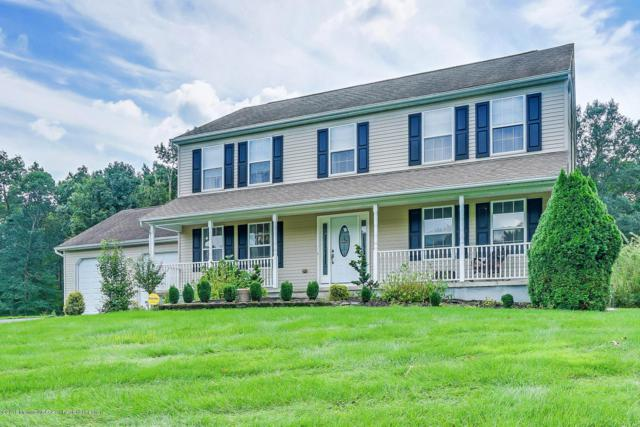 15 Arrowhead Circle, Jackson, NJ 08527 (MLS #21837388) :: The Dekanski Home Selling Team
