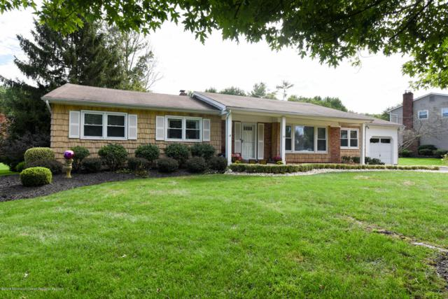 33 Prince William Road, Morganville, NJ 07751 (MLS #21837540) :: The Dekanski Home Selling Team