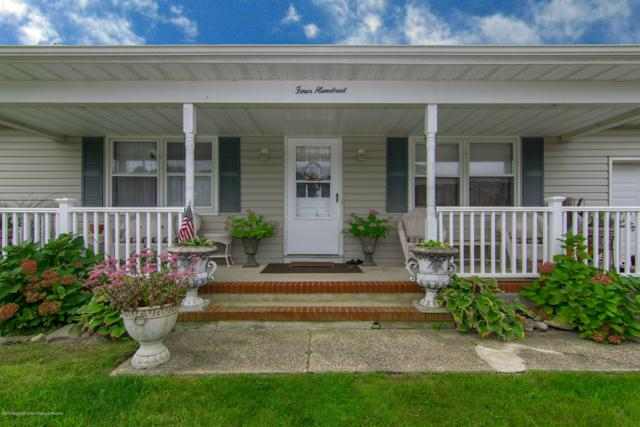 400 N Lake Drive, Brick, NJ 08724 (MLS #21837549) :: The Dekanski Home Selling Team
