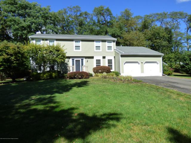 144 Malibu Drive, Eatontown, NJ 07724 (MLS #21837609) :: The Dekanski Home Selling Team