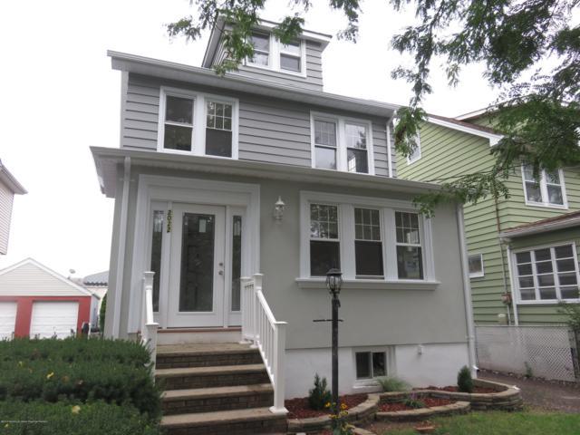 2022 Balmoral Avenue, Union, NJ 07083 (MLS #21837613) :: The Sikora Group