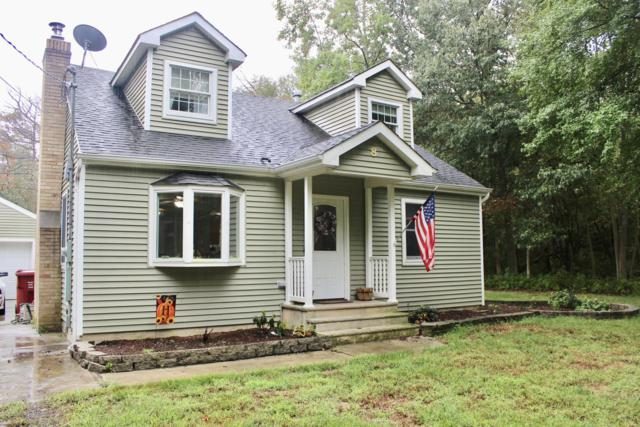 8 Jarvis Street, Bayville, NJ 08721 (MLS #21837647) :: The Dekanski Home Selling Team