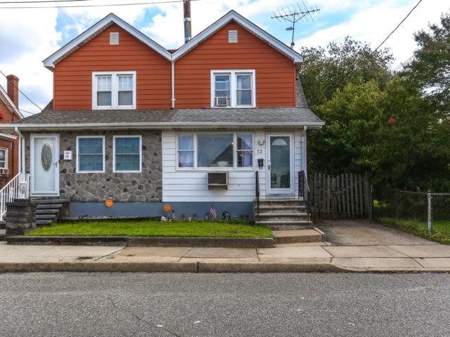 72 Marshall Avenue, Hamilton, NJ 08610 (MLS #21837720) :: The Sikora Group