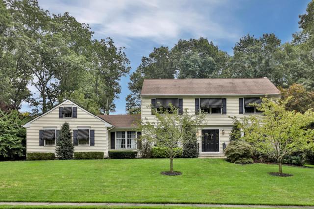 2532 Mahogany Trail, Wall, NJ 08736 (MLS #21837813) :: The Dekanski Home Selling Team