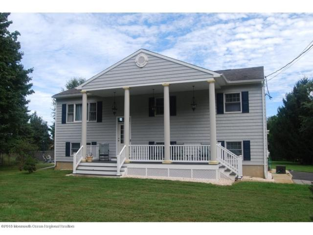 51 Agress Road, Millstone, NJ 08535 (MLS #21837941) :: Vendrell Home Selling Team