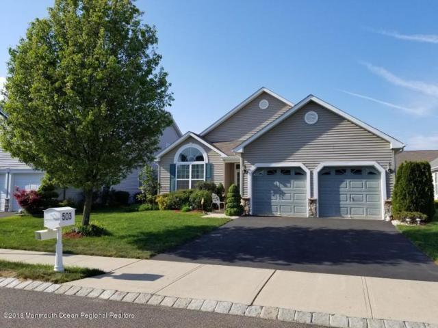 503 Bennington Lane, Lakewood, NJ 08701 (MLS #21838246) :: The Dekanski Home Selling Team