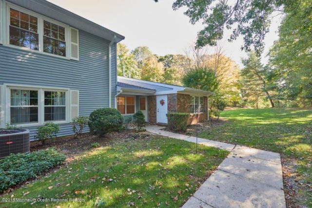 39 Firethorn Circle #339, Red Bank, NJ 07701 (MLS #21838698) :: The Dekanski Home Selling Team