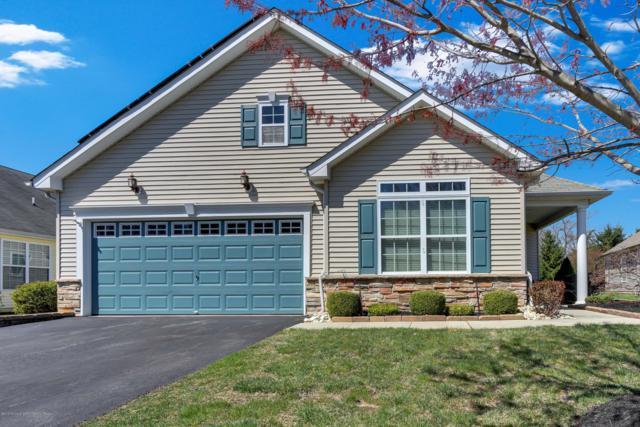 307 Damiano Way, Lakewood, NJ 08701 (MLS #21838870) :: The Dekanski Home Selling Team