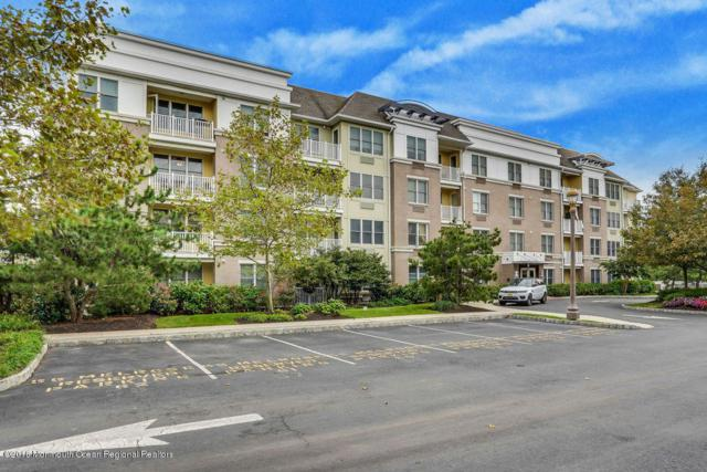 55 Melrose Terrace #206, Long Branch, NJ 07740 (MLS #21839017) :: The MEEHAN Group of RE/MAX New Beginnings Realty