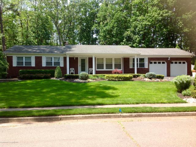 3 Macleish Drive, Morganville, NJ 07751 (MLS #21839036) :: The Dekanski Home Selling Team