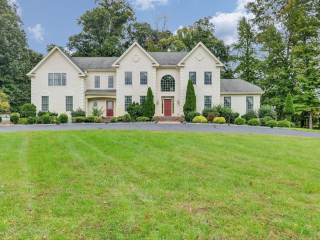 8 Ichabod Lane, Allentown, NJ 08501 (MLS #21839300) :: The Dekanski Home Selling Team