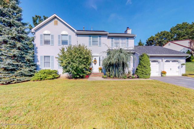 631 Meadow Run, Brick, NJ 08724 (MLS #21839335) :: The Dekanski Home Selling Team