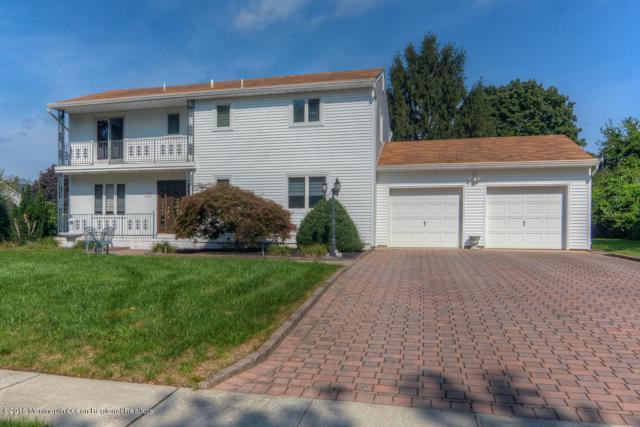525 Albermarle Road, Brick, NJ 08724 (MLS #21839356) :: The Dekanski Home Selling Team