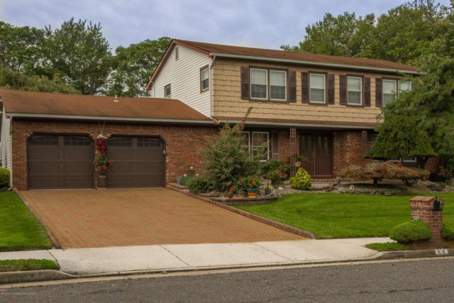 50 Georgian Bay Drive, Morganville, NJ 07751 (MLS #21839400) :: The Dekanski Home Selling Team