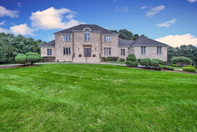 5 Harvest Lane, Freehold, NJ 07728 (MLS #21839656) :: The Dekanski Home Selling Team