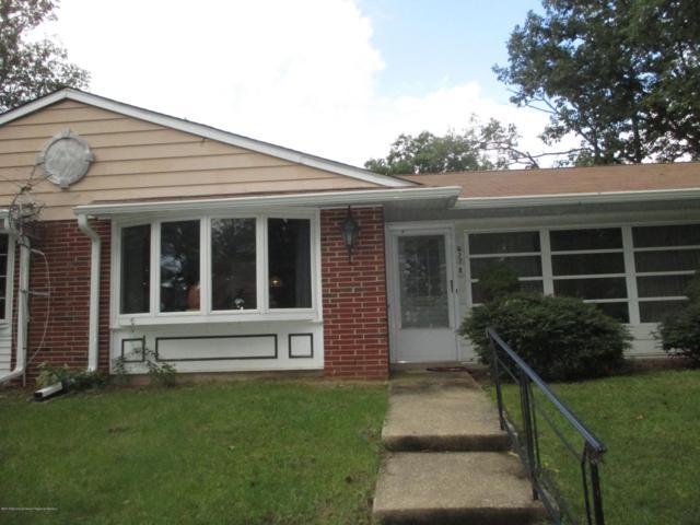 627D Huntington Drive 100D, Lakewood, NJ 08701 (MLS #21839748) :: The Dekanski Home Selling Team