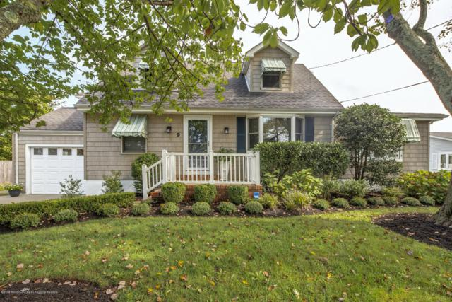 9 West Street, Monmouth Beach, NJ 07750 (MLS #21839773) :: The MEEHAN Group of RE/MAX New Beginnings Realty