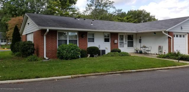 622D Huntington Drive 100D, Lakewood, NJ 08701 (MLS #21839841) :: The Dekanski Home Selling Team