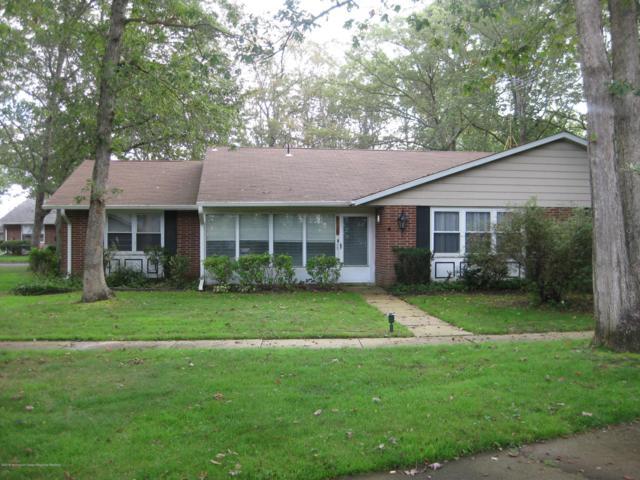 613A Lake Point Drive 100A, Lakewood, NJ 08701 (MLS #21839899) :: The Dekanski Home Selling Team