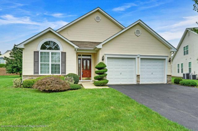 549 Bennington Lane, Lakewood, NJ 08701 (MLS #21839906) :: The Dekanski Home Selling Team