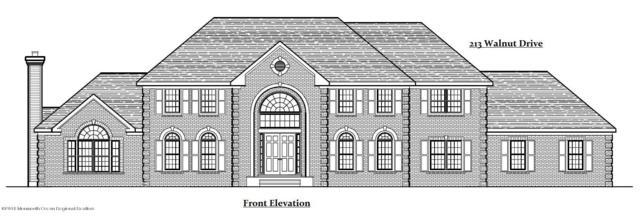 213 Walnut Drive, Marlboro, NJ 07746 (MLS #21839938) :: William Hagan Group