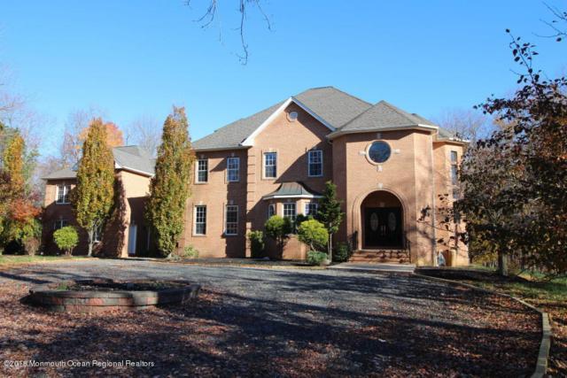 273 Disbrow Hill Road, Millstone, NJ 08535 (MLS #21839977) :: Vendrell Home Selling Team