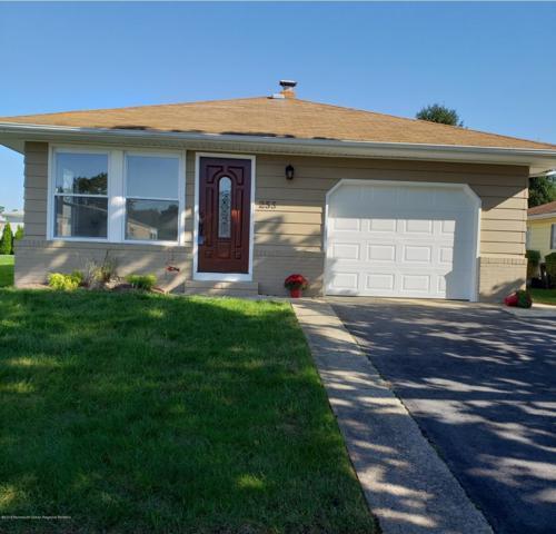 255 Port Royal Drive, Toms River, NJ 08757 (MLS #21840179) :: The Dekanski Home Selling Team