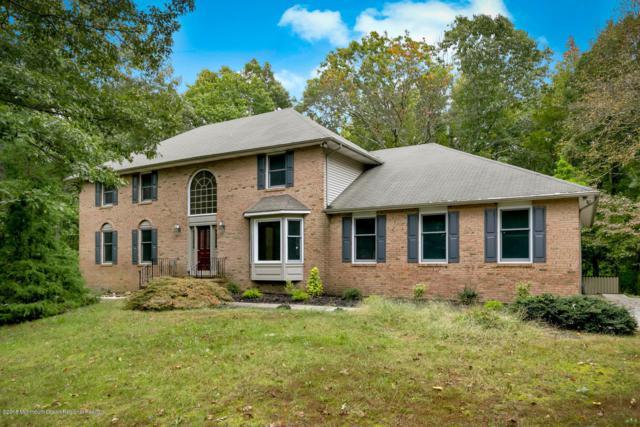 18 Pine Drive, Millstone, NJ 08510 (MLS #21840608) :: Vendrell Home Selling Team