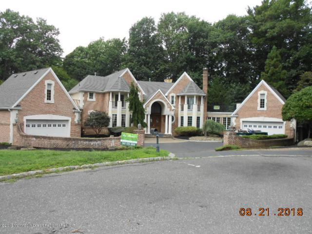 9 Oakwood Court, Holmdel, NJ 07733 (MLS #21840785) :: Vendrell Home Selling Team