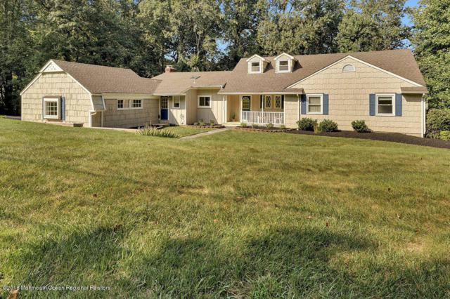 4 Georjean Drive, Holmdel, NJ 07733 (MLS #21840805) :: Vendrell Home Selling Team