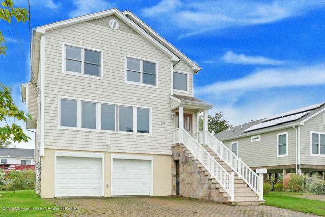 814 Prospect Avenue, Union Beach, NJ 07735 (MLS #21840903) :: The Dekanski Home Selling Team