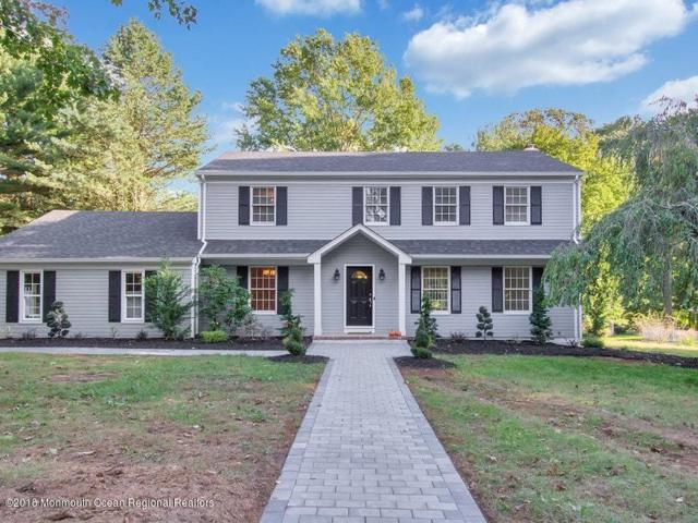 44 Fox Hill Road, Middletown, NJ 07748 (MLS #21840973) :: The Dekanski Home Selling Team
