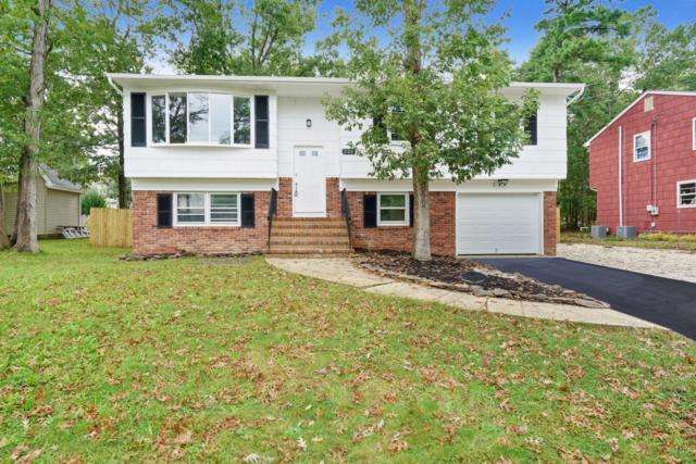248 Mizzen Avenue, Manahawkin, NJ 08050 (MLS #21840983) :: The Dekanski Home Selling Team