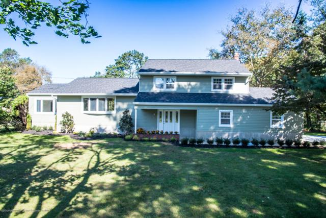 7 Neville Street, Tinton Falls, NJ 07724 (MLS #21841018) :: The Sikora Group