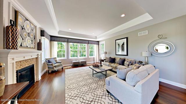 19 Remington Court, Farmingdale, NJ 07727 (MLS #21841032) :: Vendrell Home Selling Team