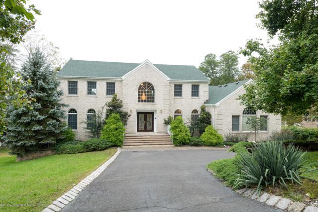 4 The Summit, Holmdel, NJ 07733 (MLS #21841060) :: Vendrell Home Selling Team
