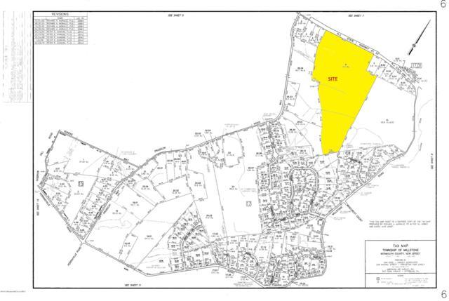 0 Route 33 E, Millstone, NJ 08535 (MLS #21841122) :: Vendrell Home Selling Team