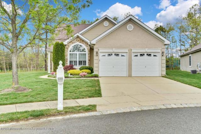 4 Congressional Road, Jackson, NJ 08527 (MLS #21841186) :: The Dekanski Home Selling Team