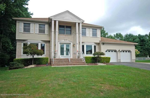26 Edie Drive, Marlboro, NJ 07746 (MLS #21841252) :: Vendrell Home Selling Team